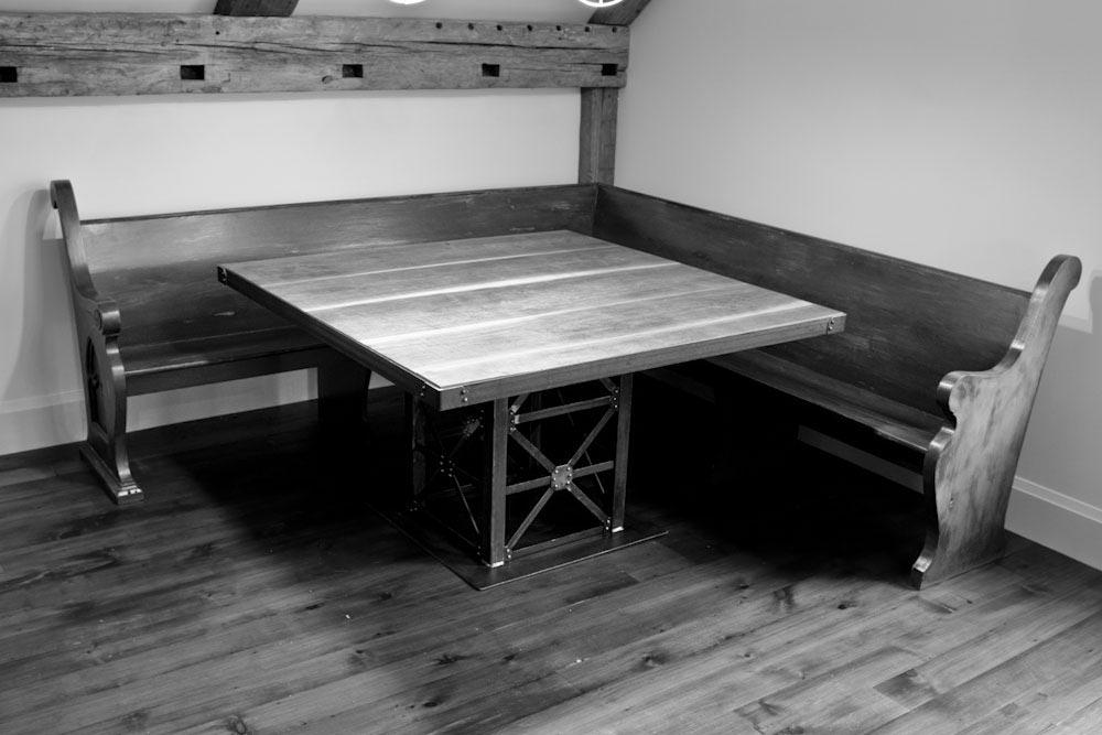 Steel wood furniture hamilton ontario eastport 029