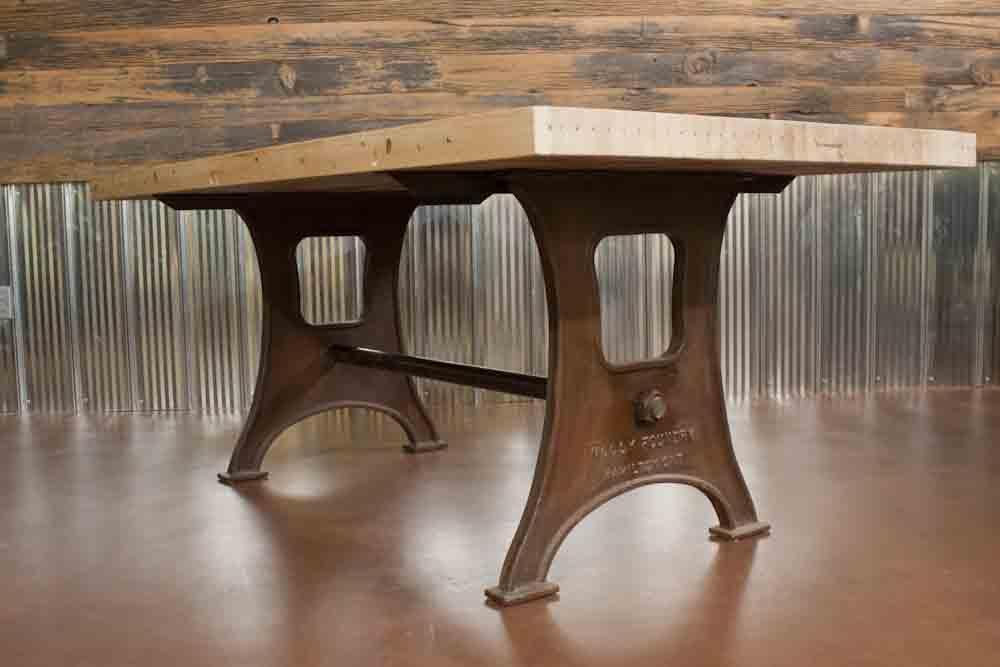 Steel wood furniture hamilton ontario real mccoy 079