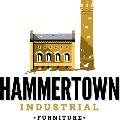 logo hammertown industrial custom furniture 400px