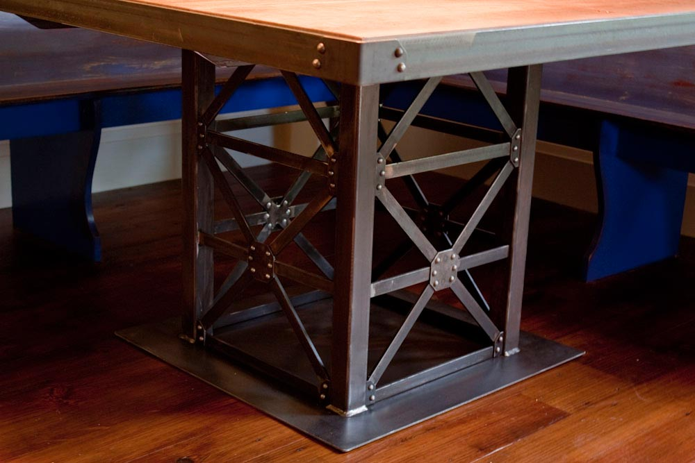 Steel Wood Furniture Hamilton Ontario Eastpor T032