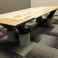 Clac 2 custom boardroom table 0001