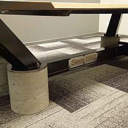 Clac 2 custom boardroom table 0002