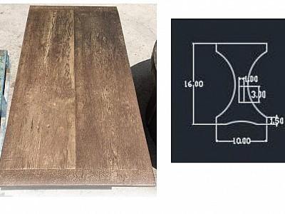 $1695 - Locke Bench