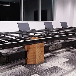 Completed boardroom table 000