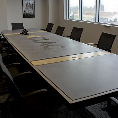 Concrete boardroom tables ontario 15