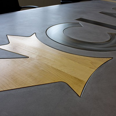 Concrete boardroom tables ontario 16